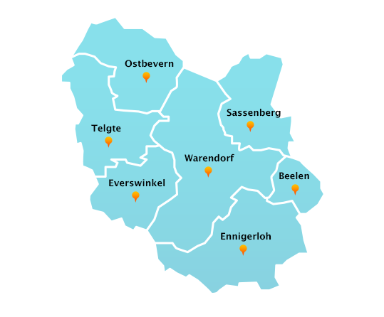 Touren Baureinigung - Bauabschlussreinigung, Baugrobreinigung Warendorf